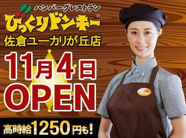 びっくりドンキー 佐倉ユーカリが丘店の画像・写真