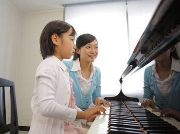 カワイ音楽教室 静岡東事務所 ※勤務地:富士エリア の画像・写真