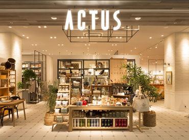 ACTUS(アクタス) EXPOCITY店の画像・写真