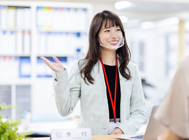 LAPI-Staff株式会社【勤務地:浜松町駅周辺のビル内】の画像・写真