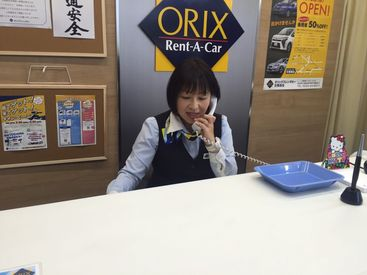 オリックスレンタカー 花巻空港受付カウンター店の画像・写真