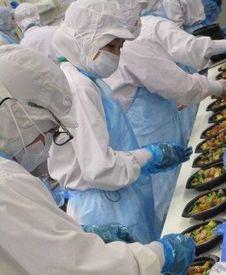 株式会社みなと食品沖縄 デリカ工場の画像・写真