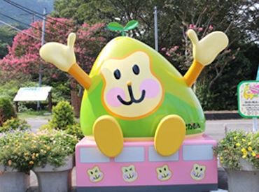 高崎山自然動物園の画像・写真
