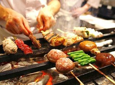 炭火鶏串料理 仲家の画像・写真