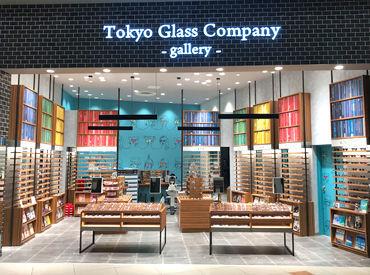 Tokyo Glass Company -gallery- イオンモール岡山店の画像・写真