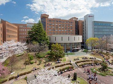 学校法人桜美林学園 桜美林大学・大学院/新宿キャンパスの画像・写真