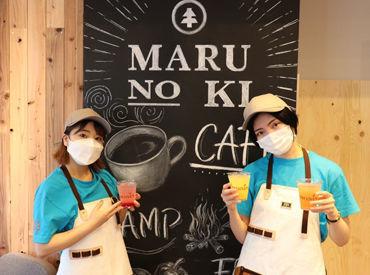 MARUNOKI CAMP CAFE FOOD MARKETの画像・写真