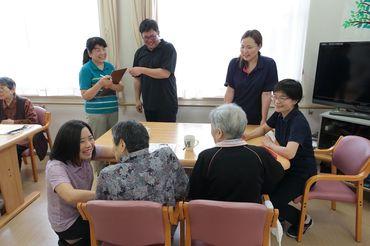 愛の家グループホーム 浜松根洗 (メディカル・ケア・サービス株式会社)の画像・写真