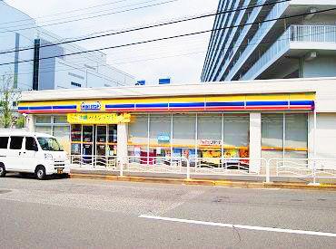 ミニストップ 福通越中島店の画像・写真
