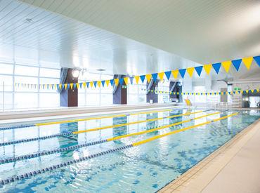 江東区スポーツ会館 室内プールの画像・写真