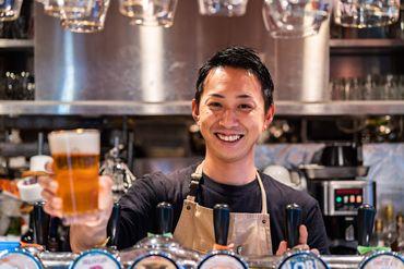 ベルギークラフトビール専門店 リトルデリリウムカフェ ハレザ池袋の画像・写真