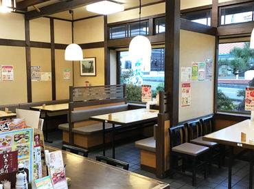 和食麺処サガミ 富士伝法店の画像・写真