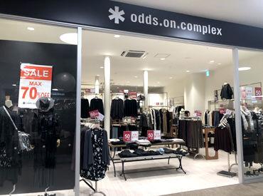 odds on complex 三井アウトレットパーク北陸小矢部店の画像・写真