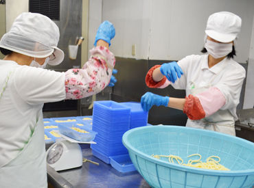 讃岐うどんむらさき 調理センターの画像・写真