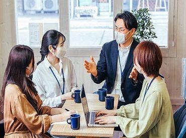 株式会社九電ビジネスフロント (勤務地:東区エリア)の画像・写真