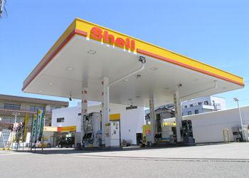 扇屋石油株式会社 春日町給油所の画像・写真