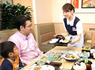 和食レストランとんでん 行田店の画像・写真