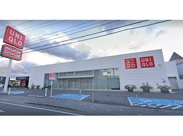 ユニクロ 国体道路店の画像・写真