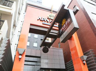 アパホテル(APA HOTEL)〈築地駅南〉の画像・写真