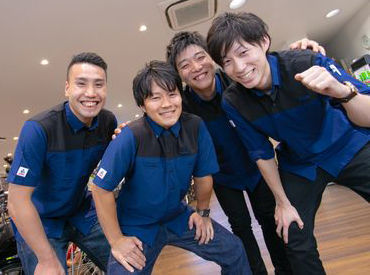 サイクルベースあさひ阪神サポートセンターの画像・写真