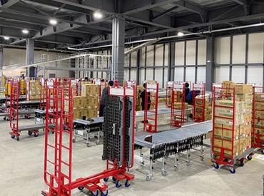 シュタープ株式会社 ドライセンターの画像・写真