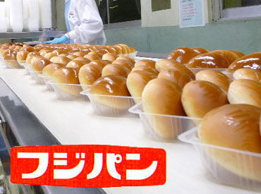 フジパン株式会社 西春工場の画像・写真
