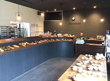 パン工房 Bread Stationの画像・写真