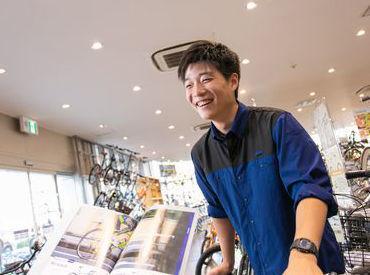 サイクルベースあさひ泉大津店の画像・写真