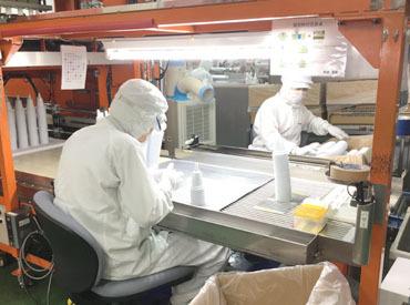 東名化学工業株式会社 関東工場の画像・写真