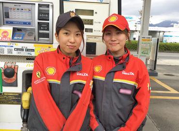 静岡シェル石油 静岡北番町SSの画像・写真