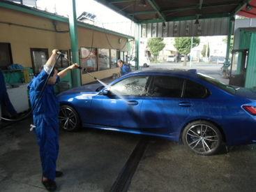 アポロ洗車 町田店の画像・写真