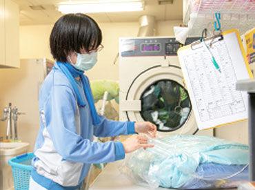 ワタキューセイモア株式会社 ※勤務地:愛知県青い鳥医療療育センターの画像・写真