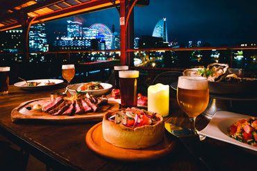 ブッチャーリパブリック 横浜赤レンガの画像・写真