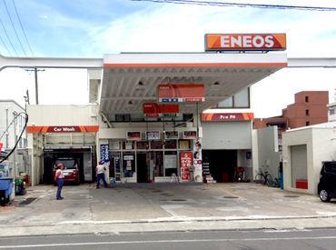 ENEOS 石鳥谷SSの画像・写真