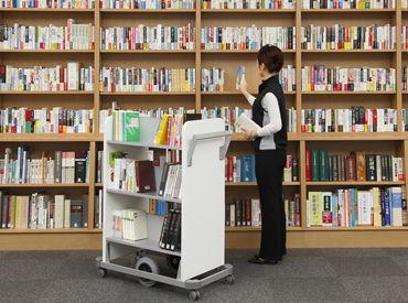 株式会社図書館流通センター 練馬区エリア 練馬区立光が丘図書館の画像・写真