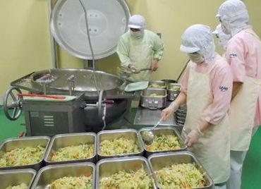 株式会社トモ 勤務地:こいしろの里厨房の画像・写真