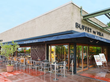 BUFFET THE VILLA 二子玉川店の画像・写真