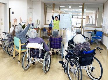 特別養護老人ホーム 社すみれ園の画像・写真