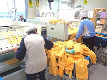 ワタキューセイモア株式会社 金沢営業所 白山工場の画像・写真