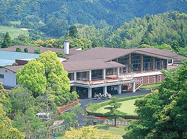 株式会社山田クラブ21 万木城カントリークラブ の画像・写真