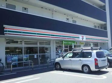 セブンイレブン 山口吉敷中東店の画像・写真
