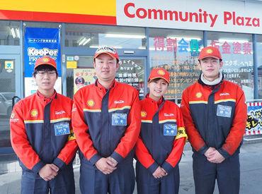 昭和シェル石油 西条インターサービスステーションの画像・写真