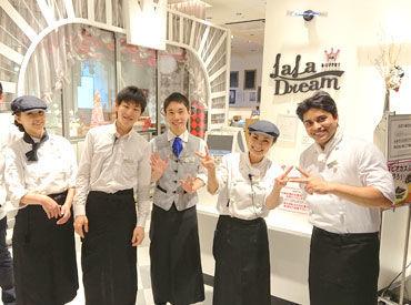 THE BUFFET  包包點心  ららぽーと横浜店の画像・写真