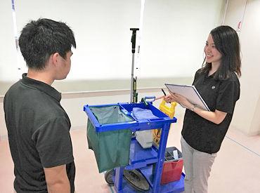 大成ビルサービス株式会社 ※勤務地:真砂本町の新築病院の画像・写真