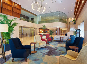 三井ガーデンホテル熊本の画像・写真