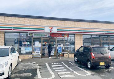 セブンイレブン釧路愛国北園通店の画像・写真