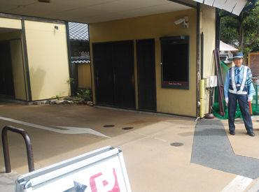 阪奈警備保障株式会社(勤務地:奈良市/夢風ひろば)の画像・写真