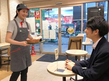 モスバーガー北心斎橋店の画像・写真