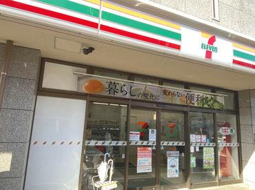 セブン-イレブン吉祥寺南町2丁目店の画像・写真