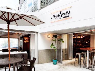 モンスーンカフェ  表参道の画像・写真